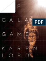 The Galaxy Game - 50 Page Fridays