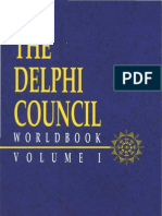Delphi Council Worldbook #1
