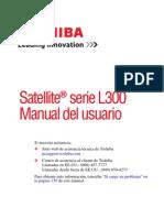 Satellite Serie L300 Manual Del Usuario