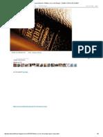 A Bíblia e o Livro de Enoque