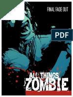 All Things Zombie Reglamento