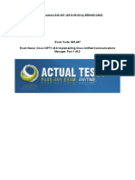 Cisco.actualtests.642 447.v2014!06!02.by.branDI