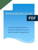 4) Sensores de Presion Electronicos