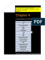 Core Chapter 04 Excel Master 4th Edition Student