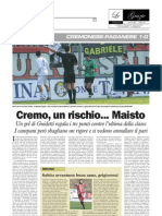 La Cronaca 11.01.2010