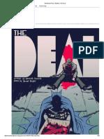 Moonhead Press_ Batman_ the Deal