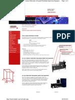 Magnaflux Zyglo Liquid Penetrant Systems