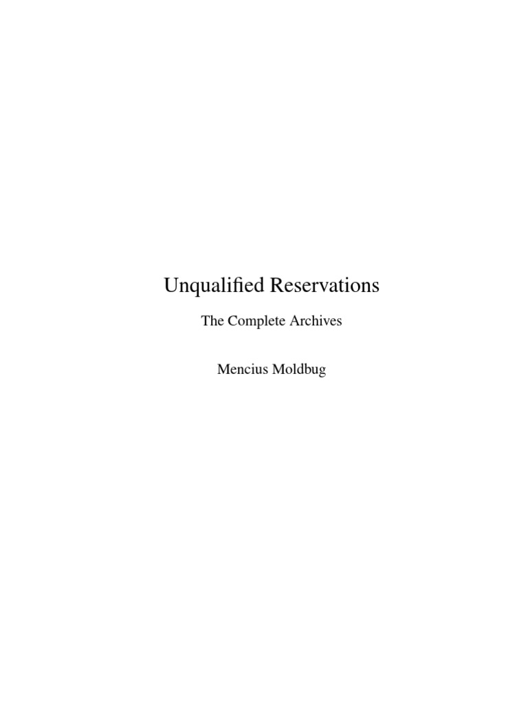 unqualified reservations bitcoins