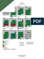 BCSD traditional calendar 2015-16
