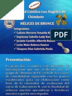 HÉLICES DE BRONCE.pptx