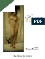 """Arturo Schwarz-Cinque riflessioni sulla bellezza- da """"Chi ha paura della Bellezza?""""- a cura di Tomaso Kemeny- La Casa della Poesia di Milano-edito da, Arcipelago Edizioni,  2010"""