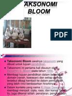 TAKSONOMI-BLOOM PPT OKE.ppt