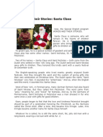 Words and Their Stories-santa Claus