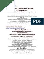 Clinica Espiritual Del Alma