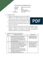 RPP Biologi bab 2 & 3