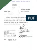 WAIVER OF INDICMENT - CHARLIE SHREM (09-04-2014) DOCUMENT 47, Cr. 243 (JSR)