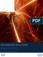 Advanced Routing Reference Manual Ver. 0.9