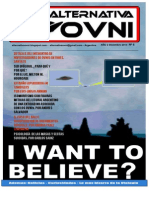 Revista Alternativa Ovni Nº 6