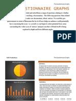 Pre-Questionnaire Graphs & Analysis