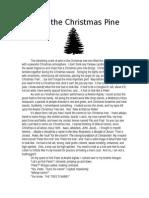 peter the christmas pine