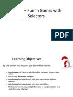 05 Attribute Selectors Filters