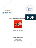 Data Crackers YELP