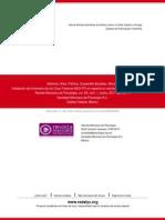 Validación Del Inventario de Los Cinco Factores NEO-FFI en Español en Estudiantes Universitarios Per