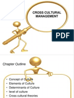 Chapter - 2 Cross Cultural Management