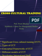 Chapter - 4 Cross Cultural Training