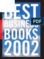 Best Business Books 2002