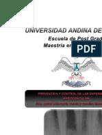 Prevencion y Control de Las Enfermedades Periodontales Maestria Uac