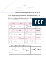 Senyawa Aromatik dan benzena