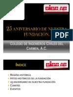 Colegio de Ingenieros Civiles Del Carmen, A