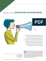 (60) Lidia Puigvert y Florencio Luengo (2008)- Banco de Experiencias Socioeducativas
