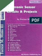 Engineer's Mini Notebook Vol III Electronic Sensor Circuits Amp Projects