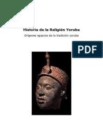 Historia de La Religion Yoruba