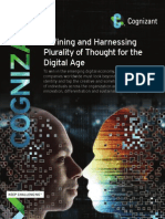 Defining and Harnessing Plurality of Thought for the Digital Age