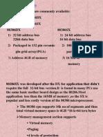 Architecture of 80386 Micropro