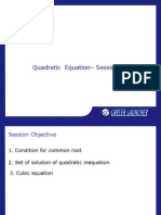 03. Quadratic Equations-3