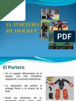 El Portero de Hockey