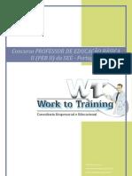 Curso Preparatório Concurso Professor de Português SEE/SP PEB II