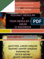 Penyakit Menular Dan Tidak Menular Yang Umum Di Indonesia