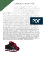 Nike Air Jordan Aero Flight Homme Pas Cher VL16