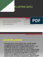 PPT MEK ML 1 FASA