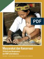 50 Kisah Inspiratif Wwf Untuk Indonesia