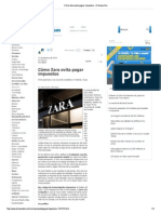 Cómo Zara Evita Pagar Impuestos - El Nuevo Día