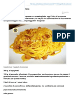 Blog.giallozafferano.it-spaghetti Alla Carbonara
