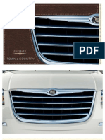 2010 Chrysler Town and Country eBrochure