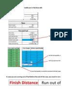 Race Strategy SimulationAndRacePreparation