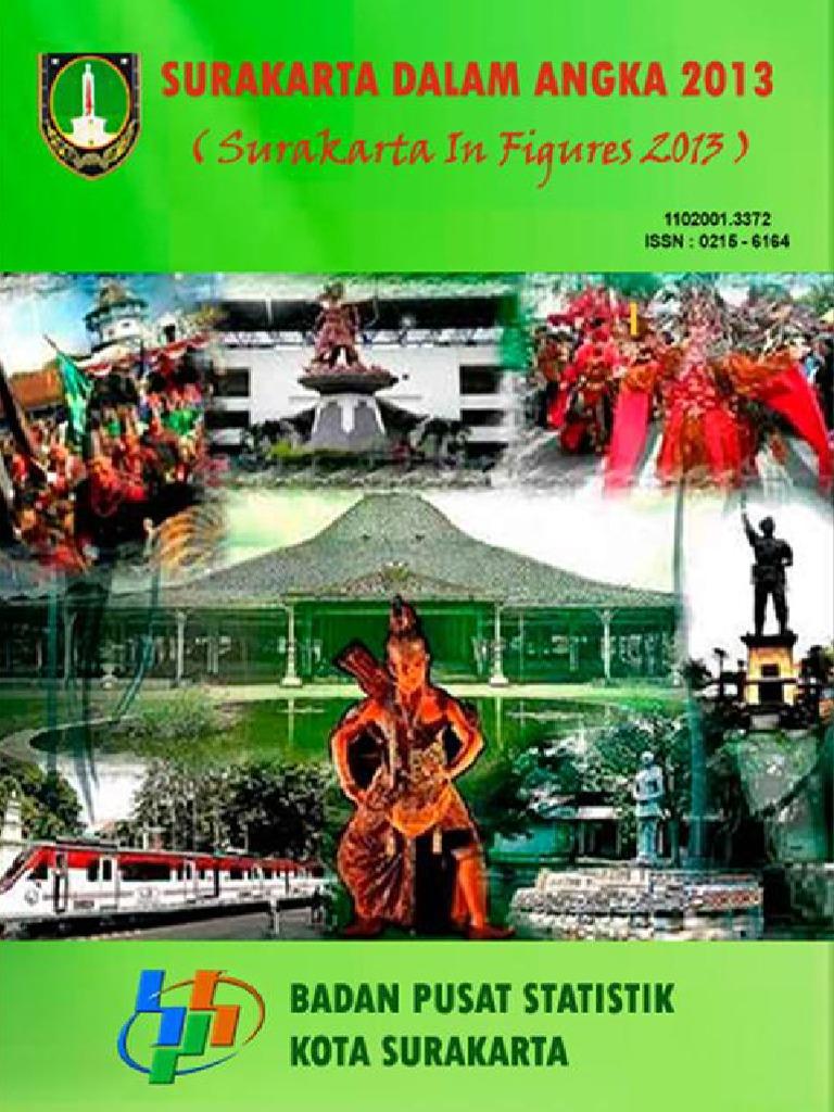 Surakarta Dalam Angka 2013 c12e2842b1